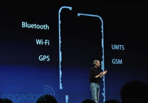 Apple iPhone Antenna Design