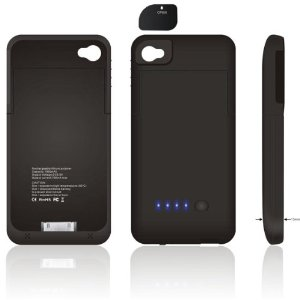 newest 02e0f 11974 Technology » iPhone 4 External Battery Case Review