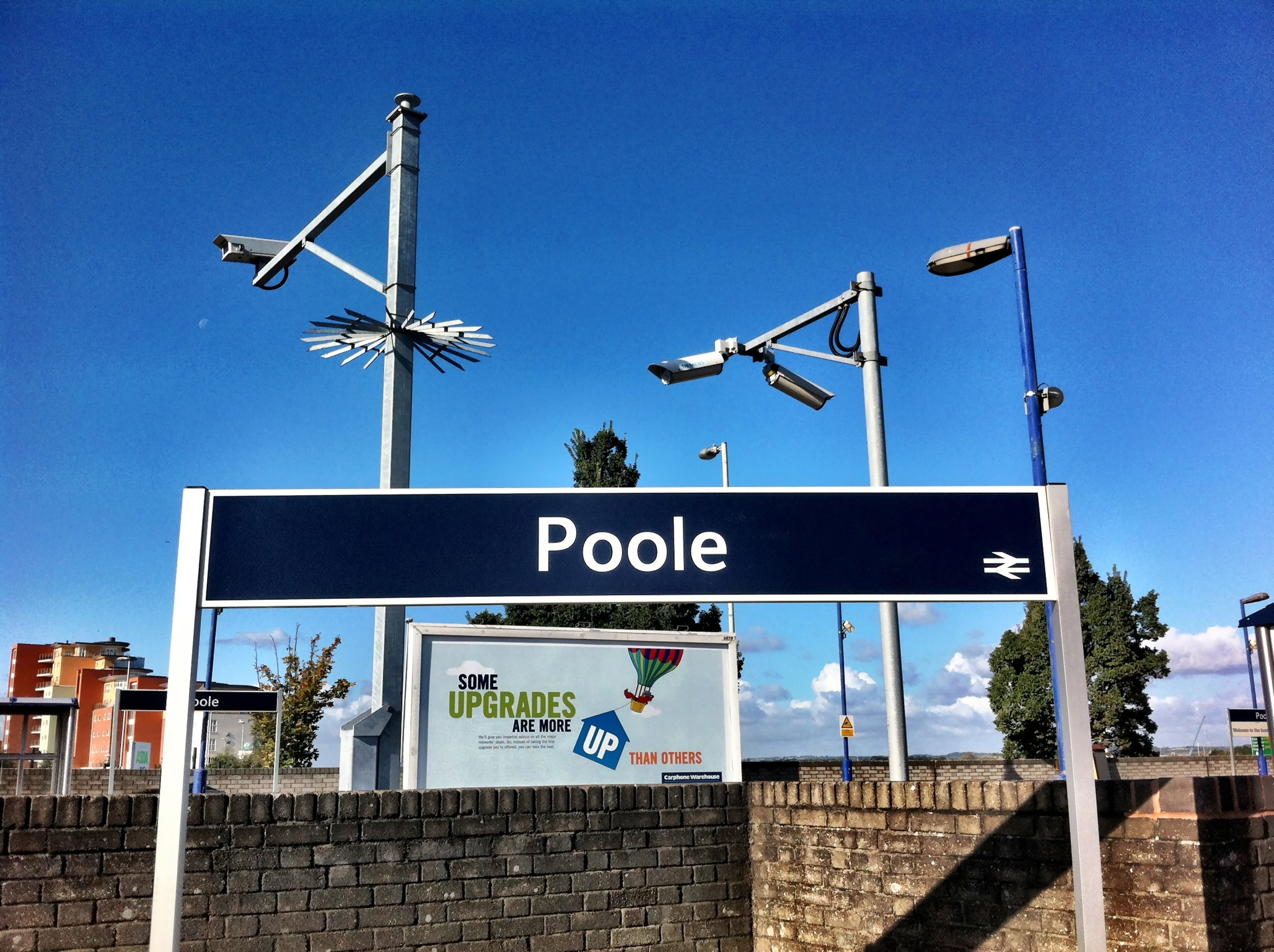 Poole Twinned with Colditz?