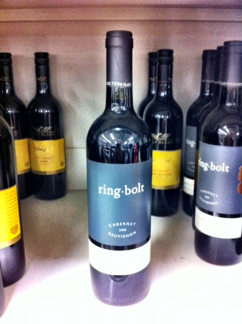 Silly Brand Names – #Ringbolt Wine