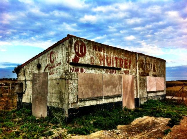Abandoned Oyster Factory, île de Ré