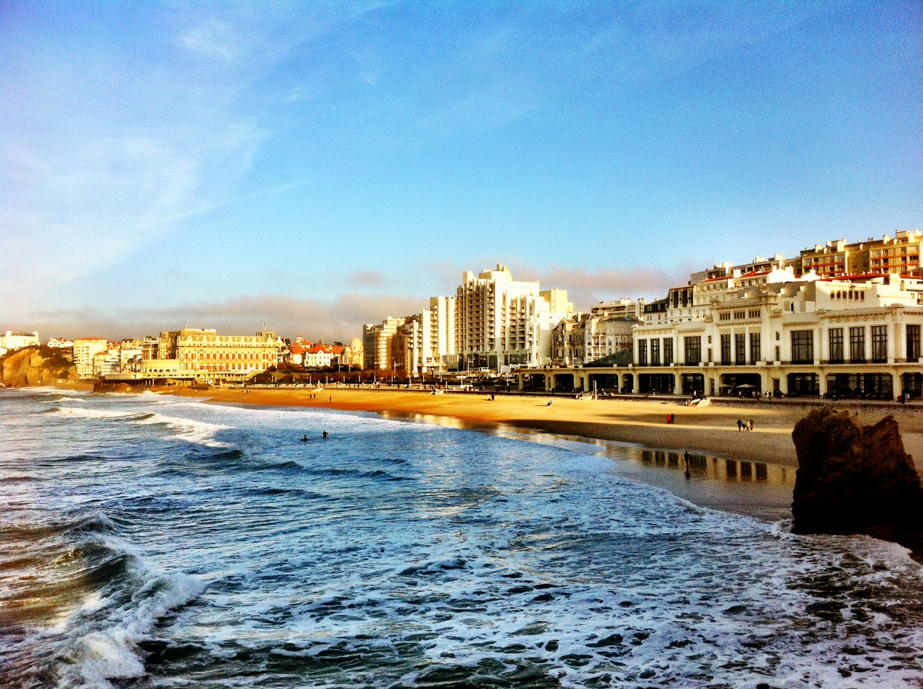 Biarritz Still Has That Sparkle