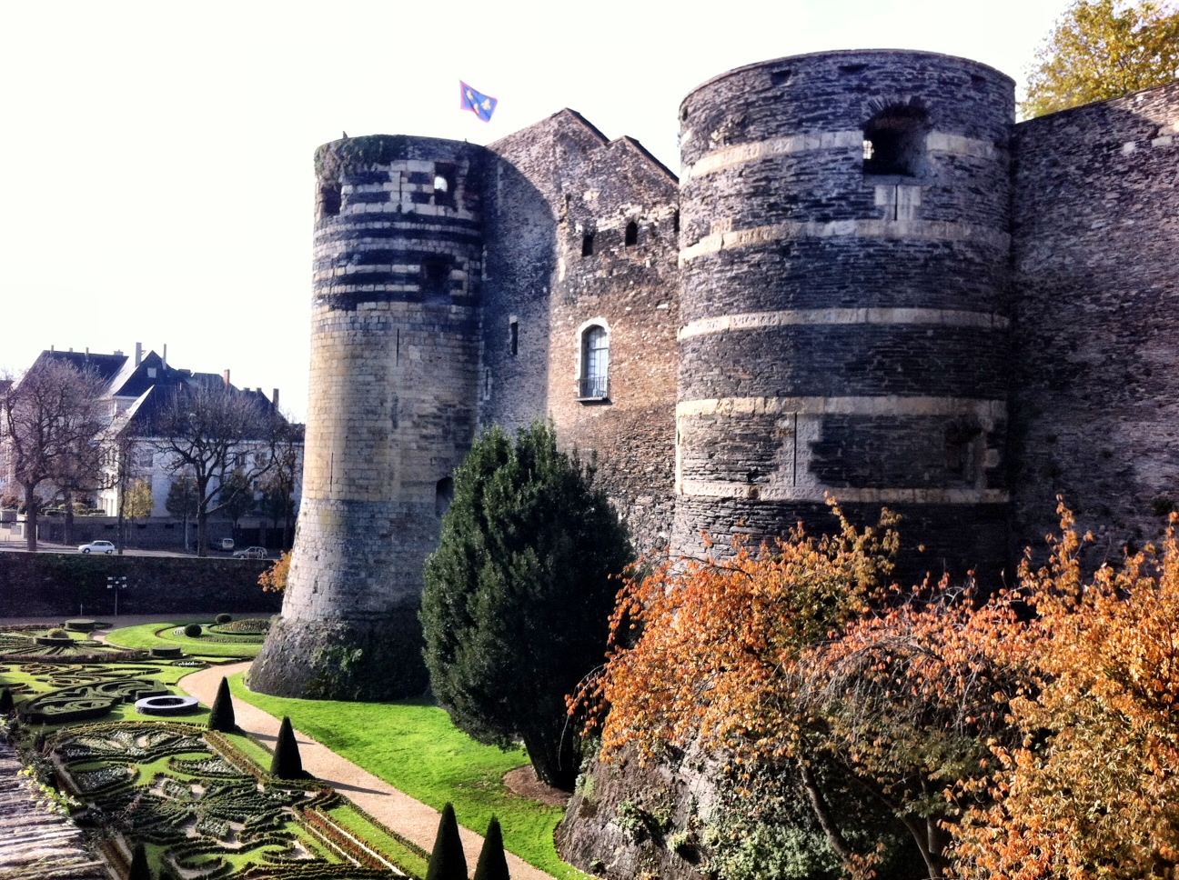 The Return to Angers