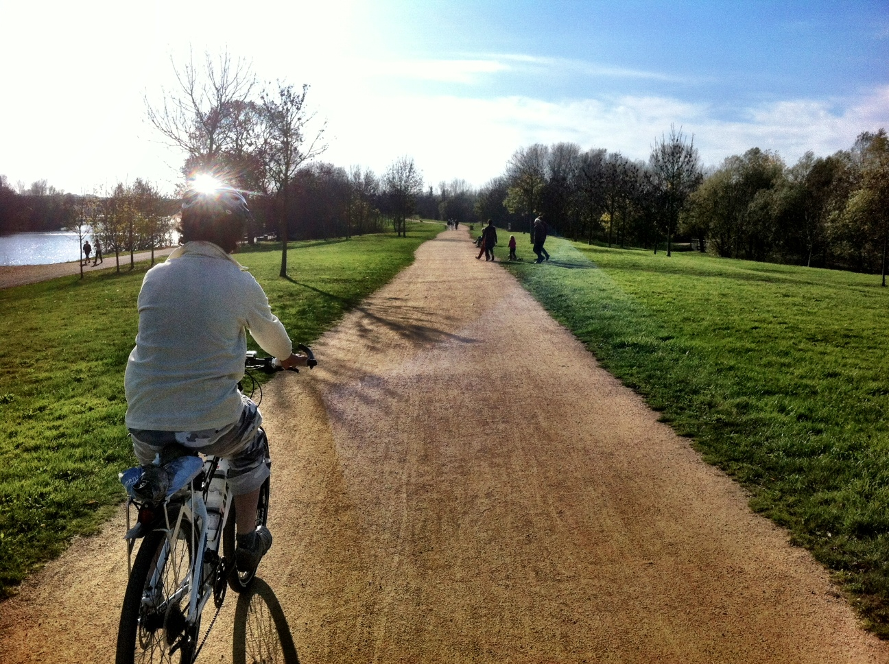 At Last, Cycling in France