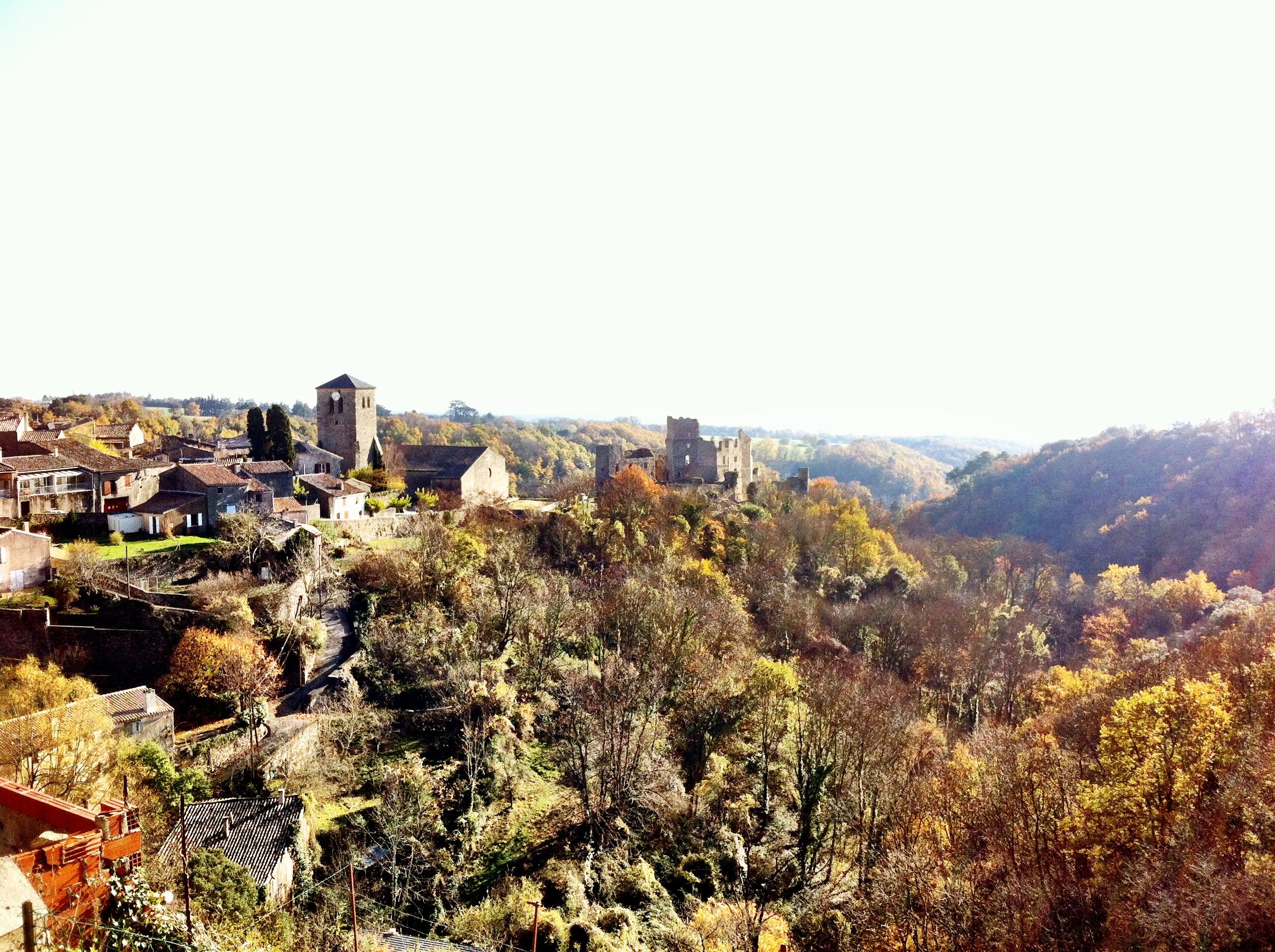 Saissac – Charming Hill Town