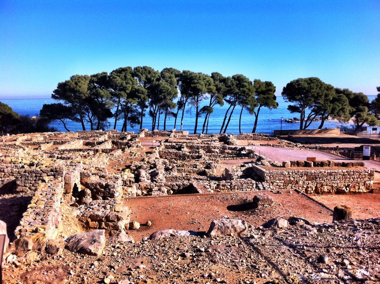 Roman Ruins at Empúries