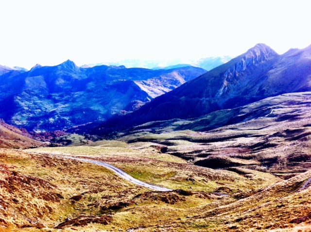 Today's Cycling Adventure – Col d'Aubisque to Col du Soulor, and Back