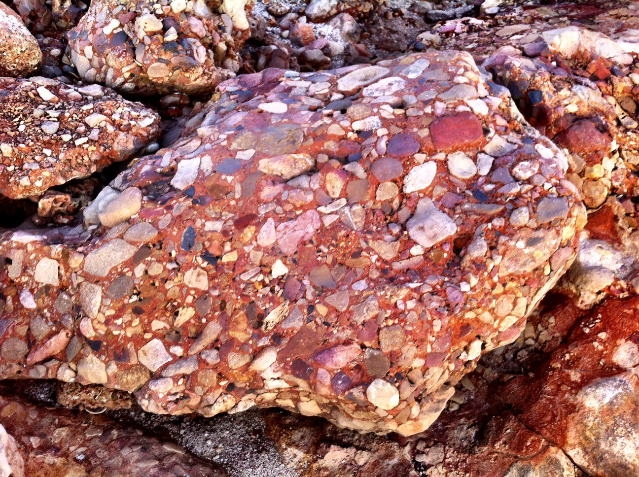Any Budding Geologists Out There That Can Identify This?