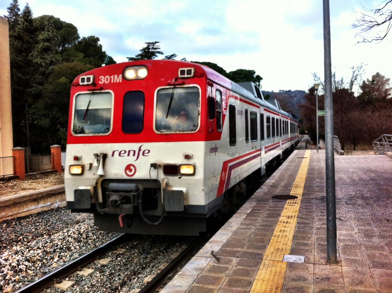 Билеты на поезд из аликанте до мадрида
