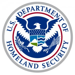 US Department of Homeland Stupidity Logo