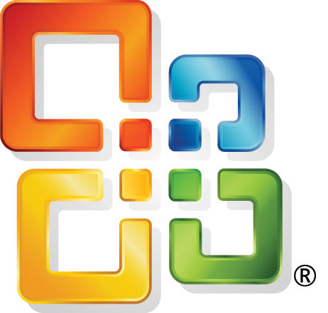 Logo Image for the Microsoft Office Suite
