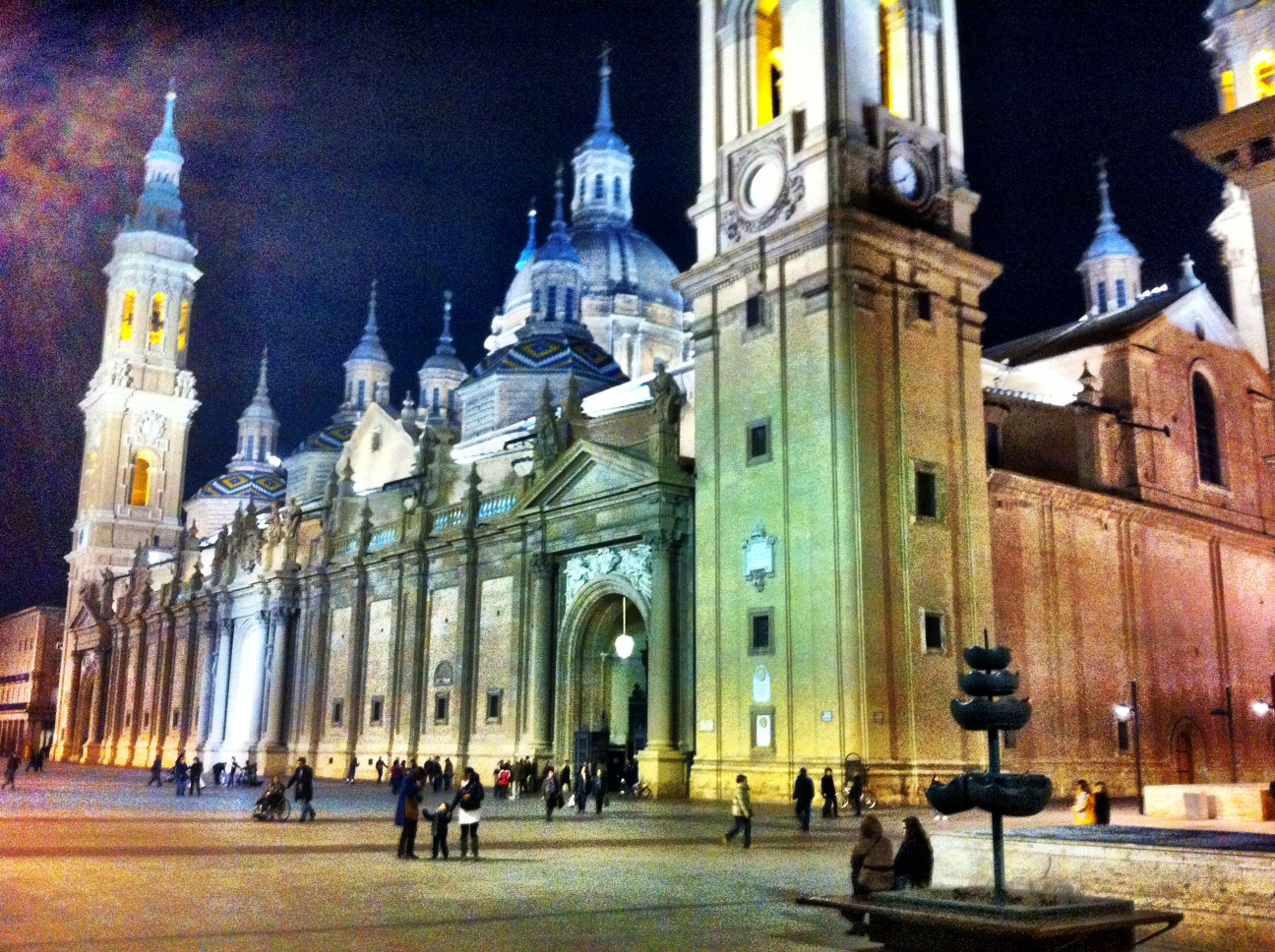 Zaragoza and the Basilica of Our Lady of the Pillar