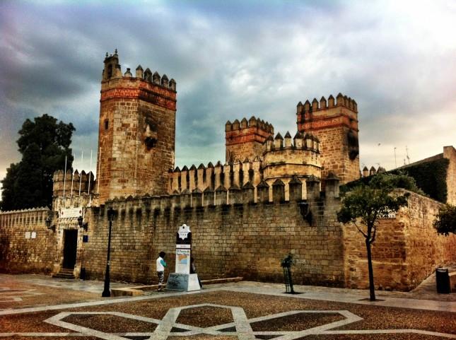 Castle in Puerto de Santa María