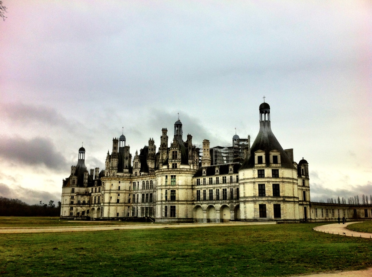 Château of Chambord, Loire Valley