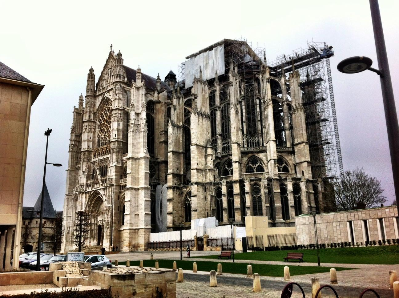Cathédral Saint Pierre, Beauvais