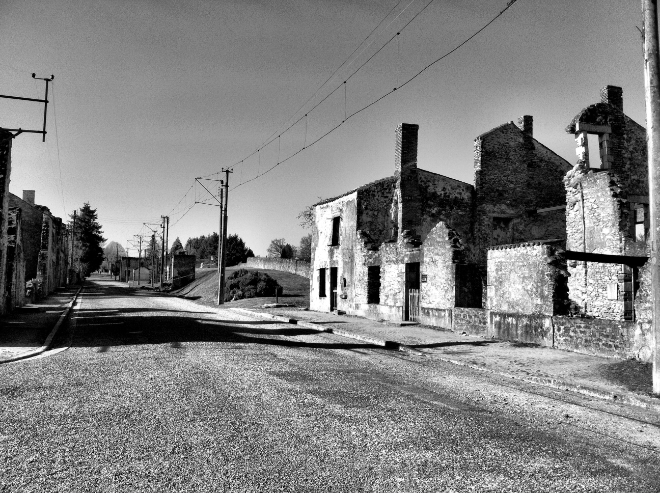 The Village of the Dead – Oradour-sur-Glane
