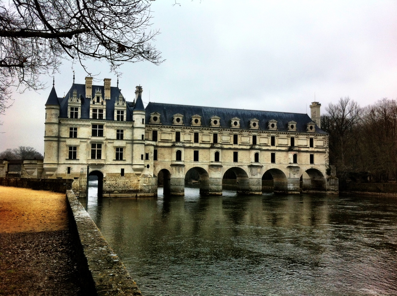 The Château of Chenonceau, Loire Valley