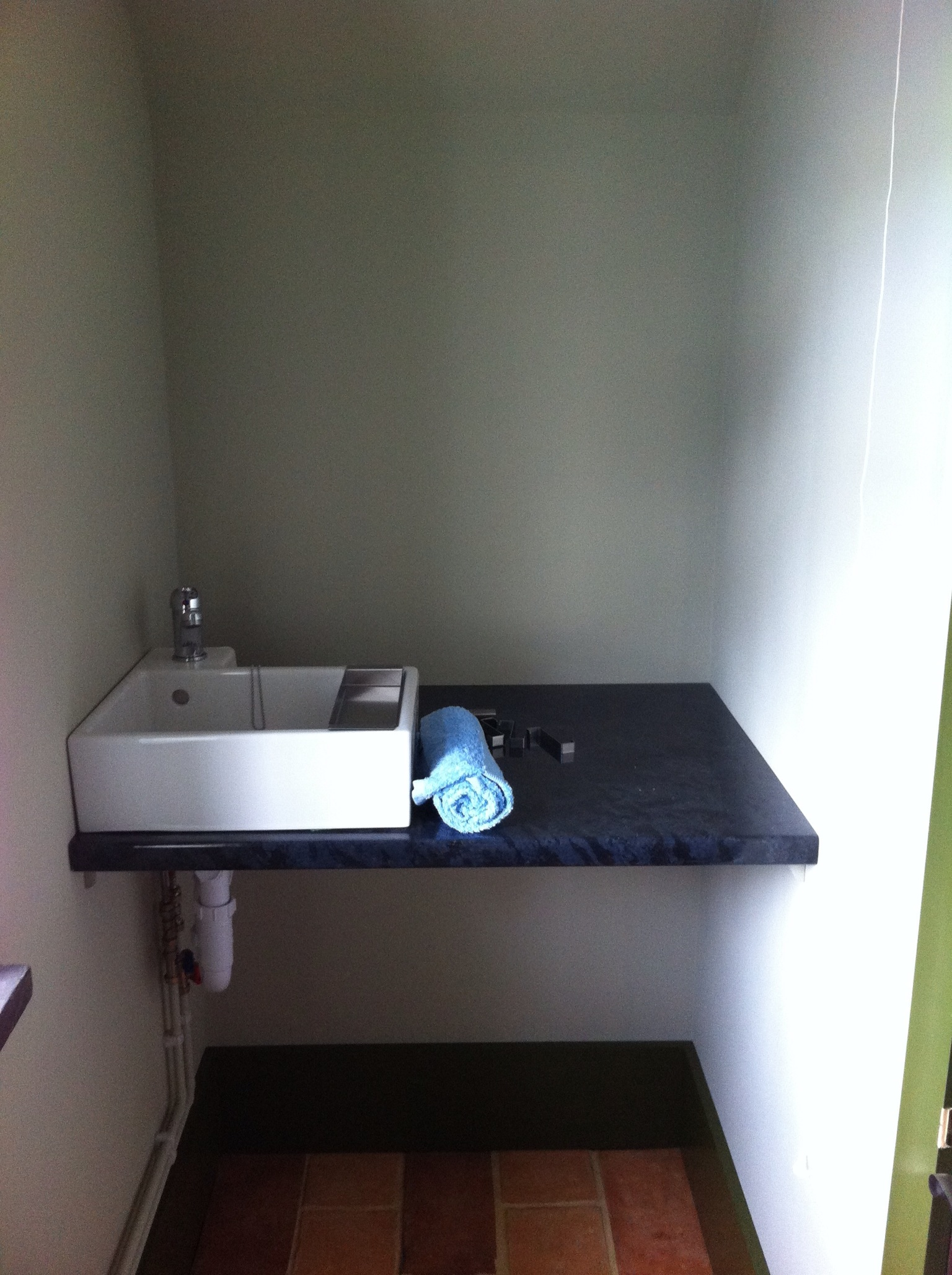 Downstairs Loo – Job Done!