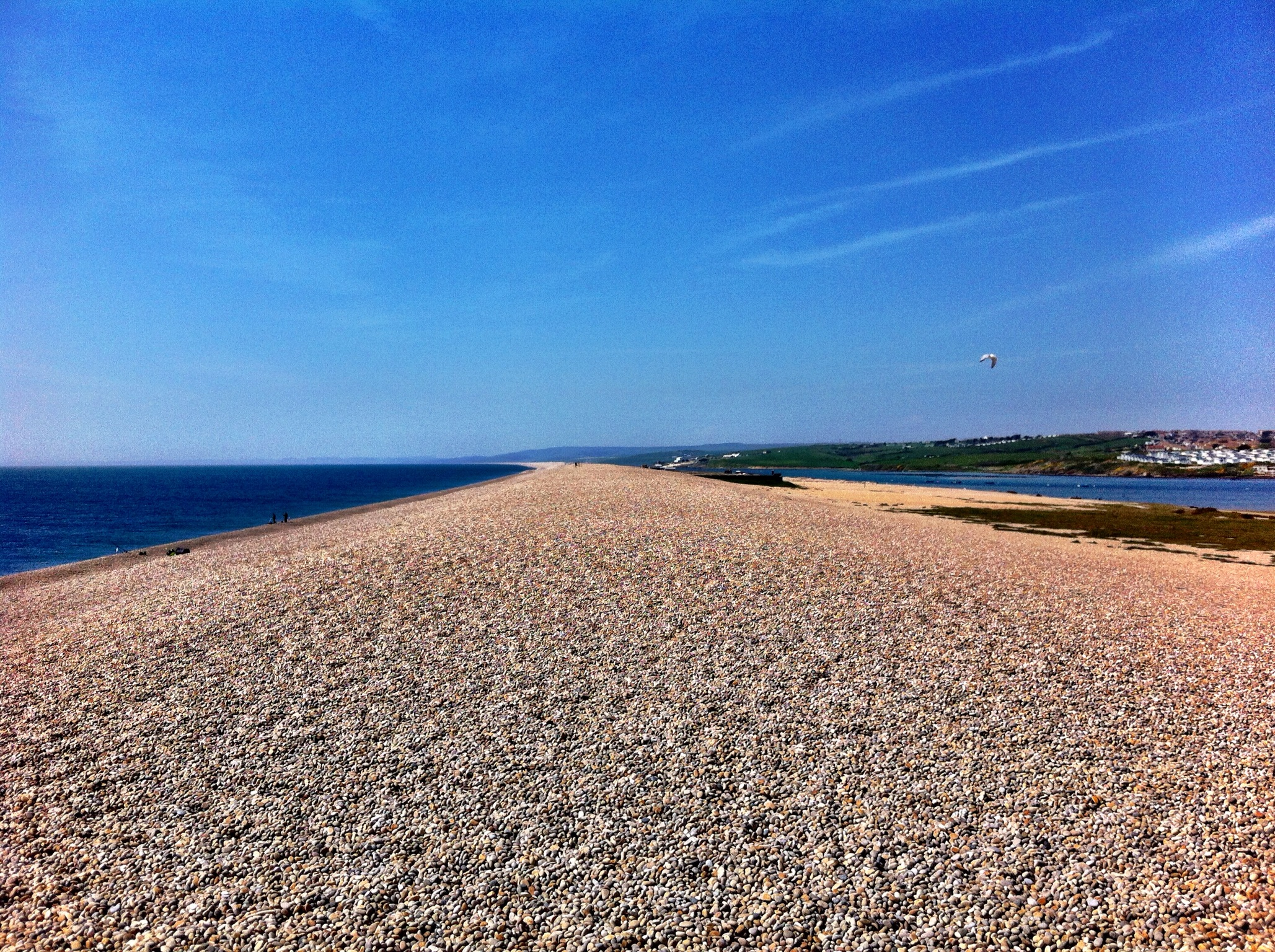 Chesil Beach, Dorset