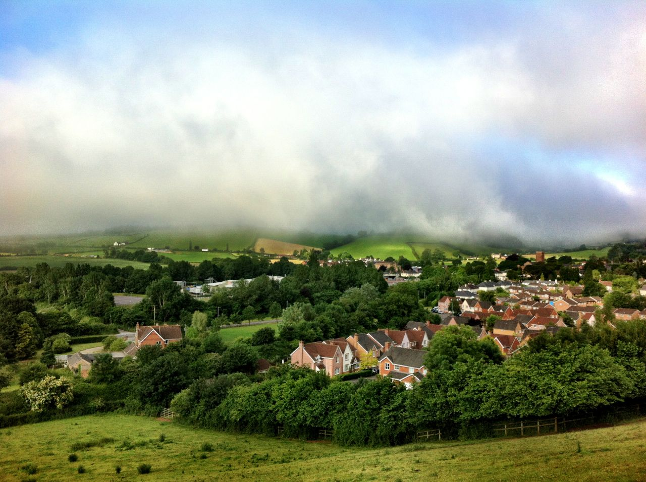 The Wivey Way, A 20 Mile Circular Walk Around Wiveliscombe, Somerset