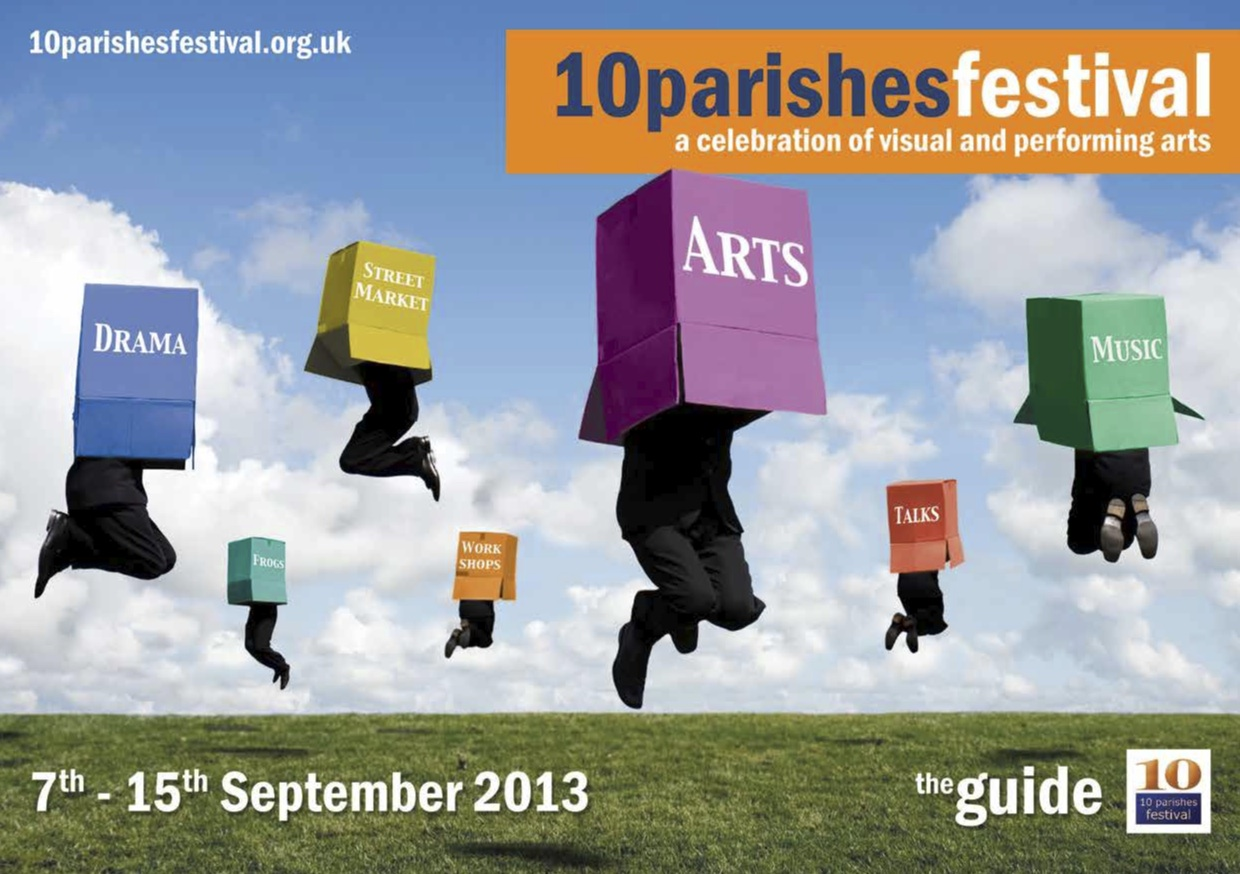 10 Parishes Festival Guide Done!