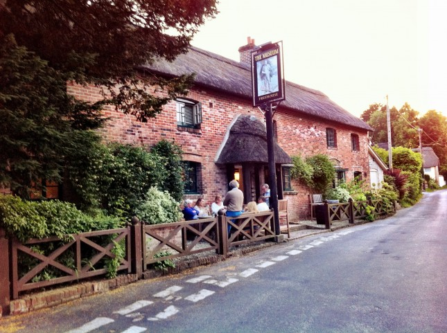 The Museum Inn, Farnham, Dorset