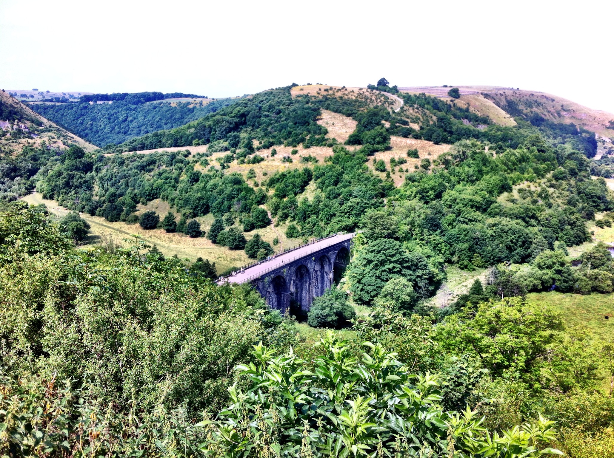 Monsal Head, Monsal Dale, Sheldon, Bakewell and Great Longstone