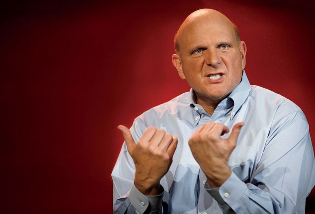 Microsoft CEO Steve Ballmer to Retire in Next 12 Months
