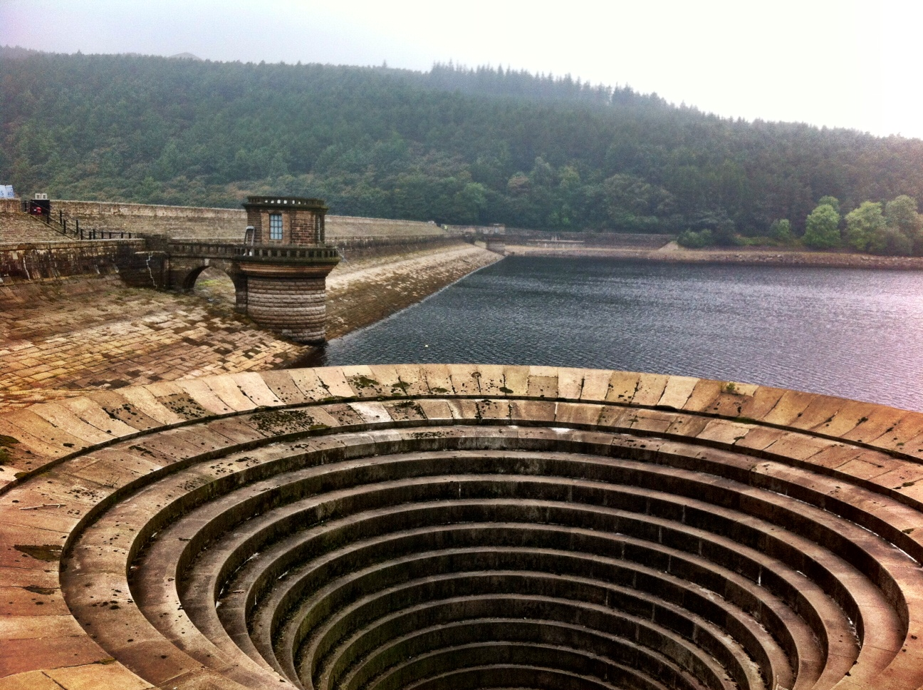 Ladybower, Derwent and Howden Reservoirs
