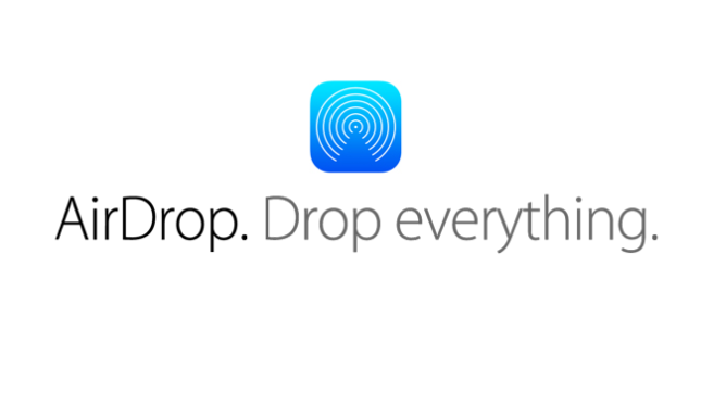 AirDrop, or AirUseless?