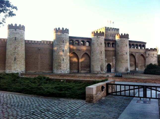 Aljaferia, Zaragoza