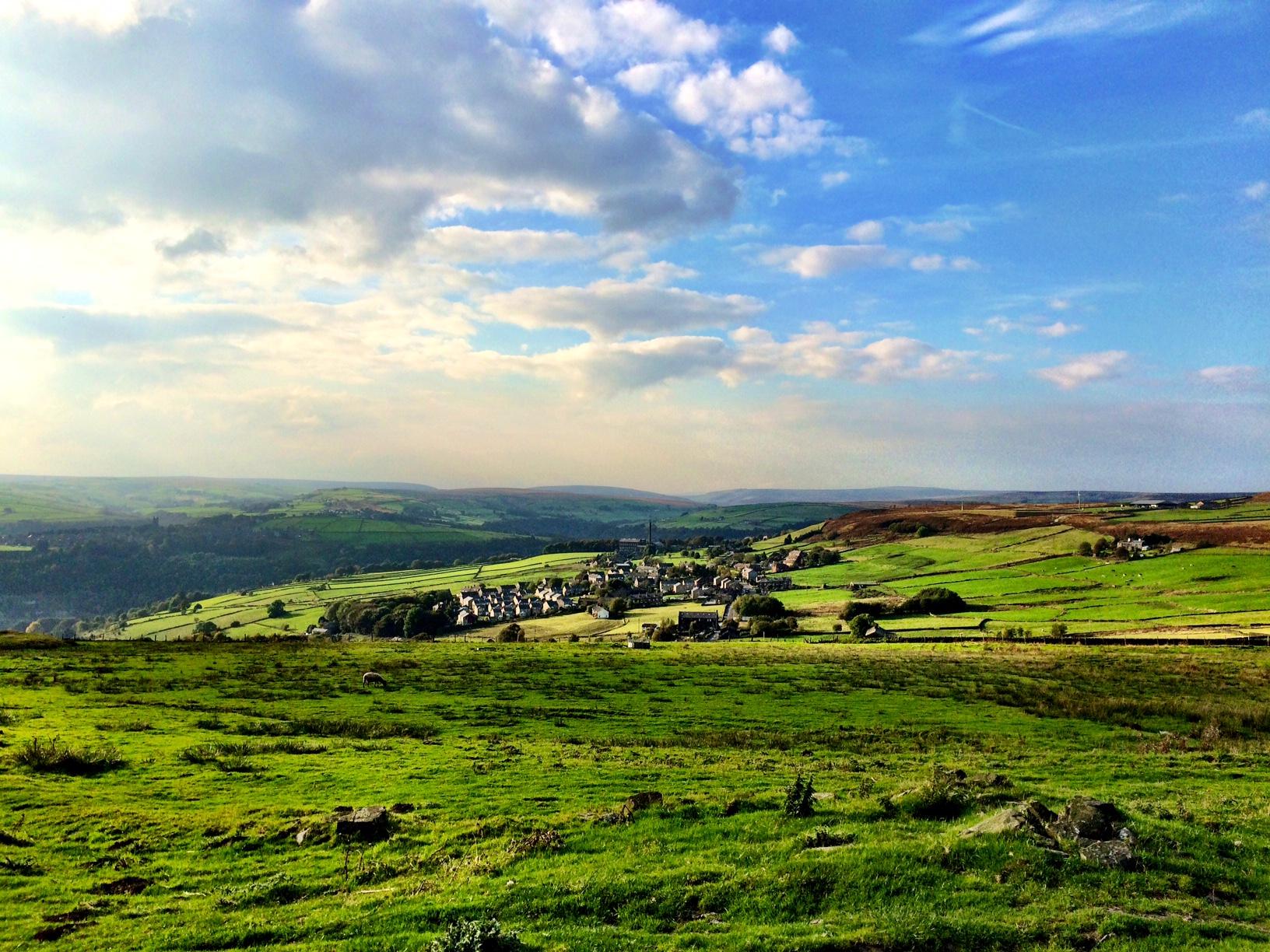 Midgley Moor, Calderdale