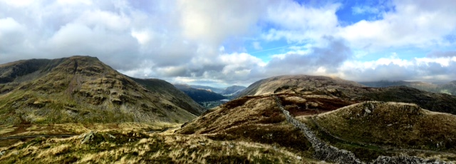 Lake District – Kirkstone Pass to Stony Cove Pike