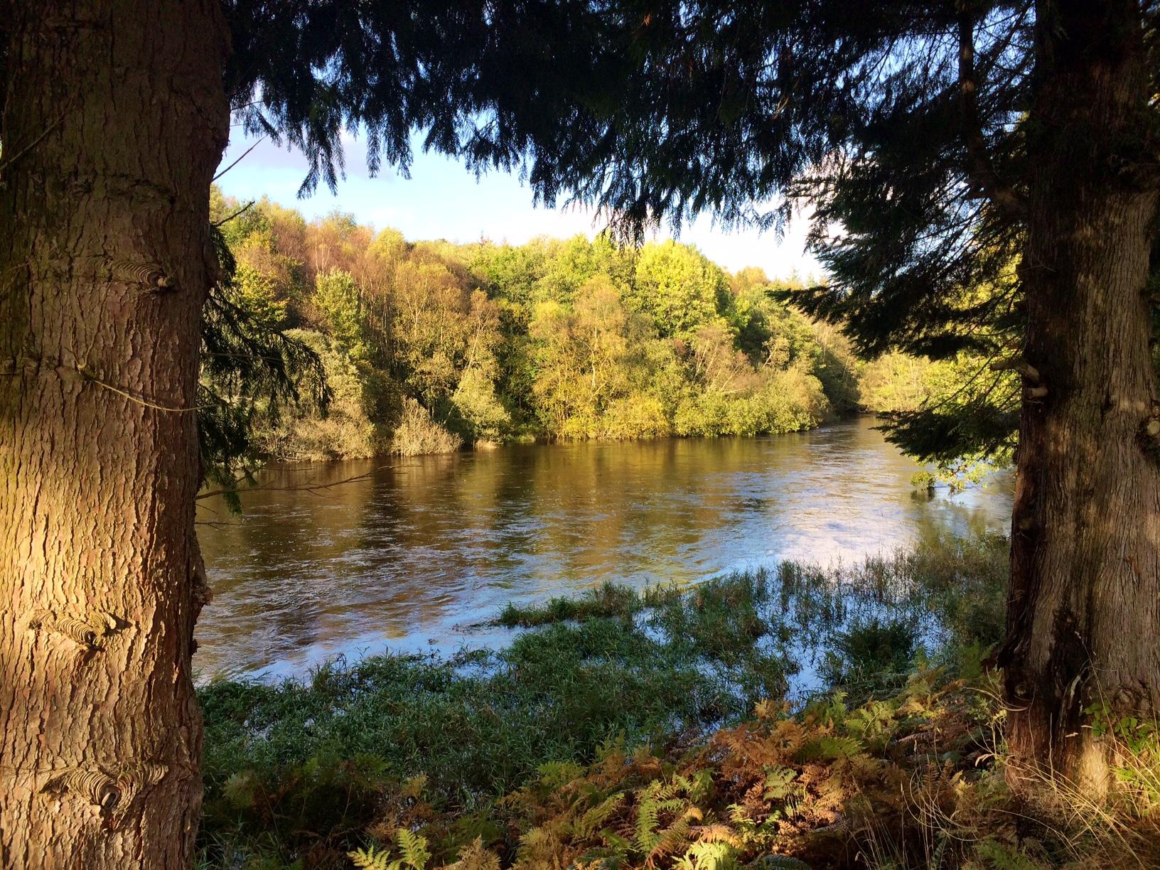 From Loch Ken to Loch Doon