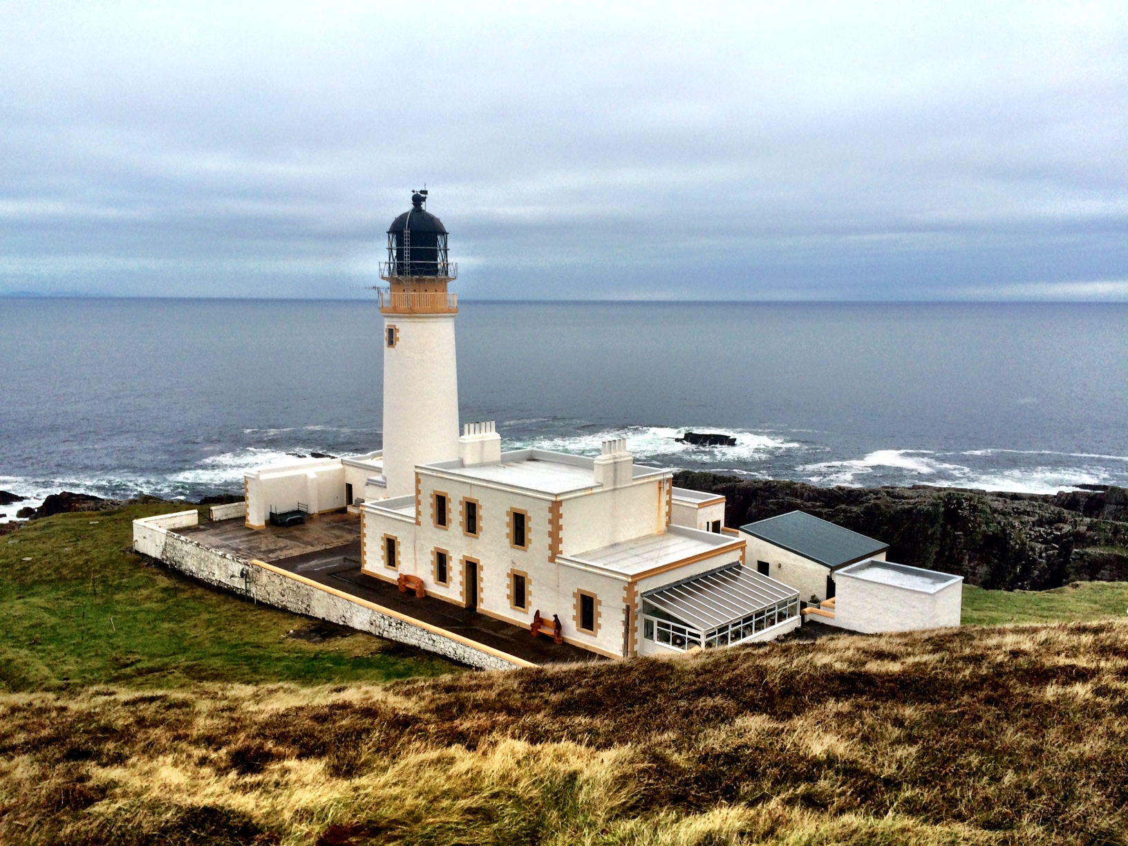 Melvaig and the Rubha Reidh Lighthouse