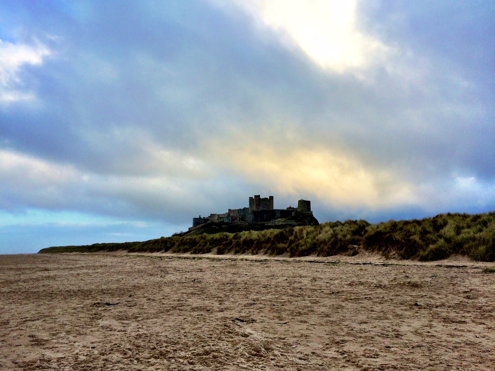 Bamburgh to Seahouses
