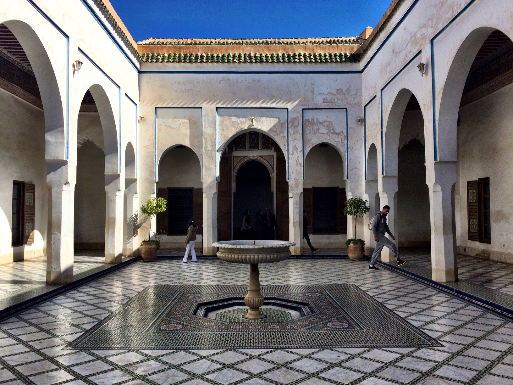 The Bahia Palace, Marrakech