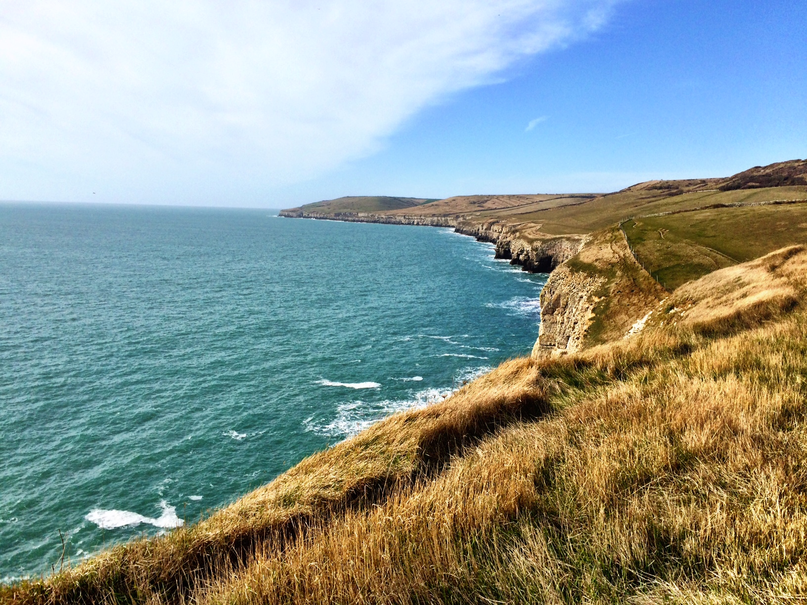 SWCP – Durlston Head to Worth Matravers