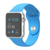 Apple Watch Sport, 42mm, Blue