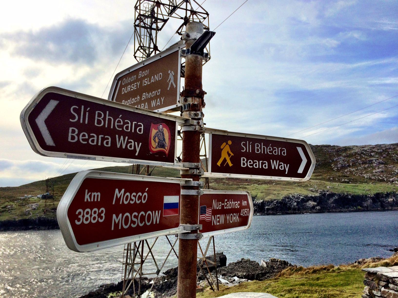 Castletownbere, Dursey Island, Garinish Point and Allihies
