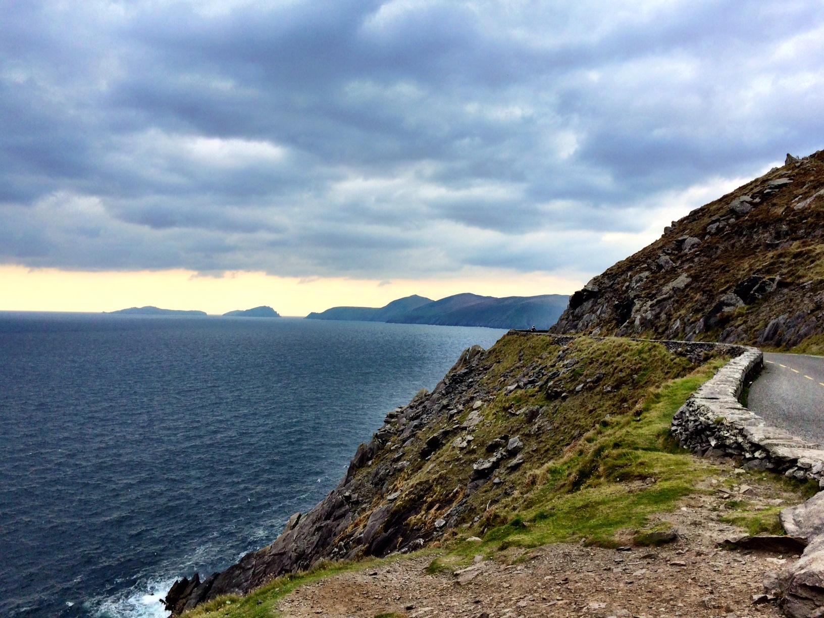 Slea Head, Carrignaparka Beach and Clogher Head