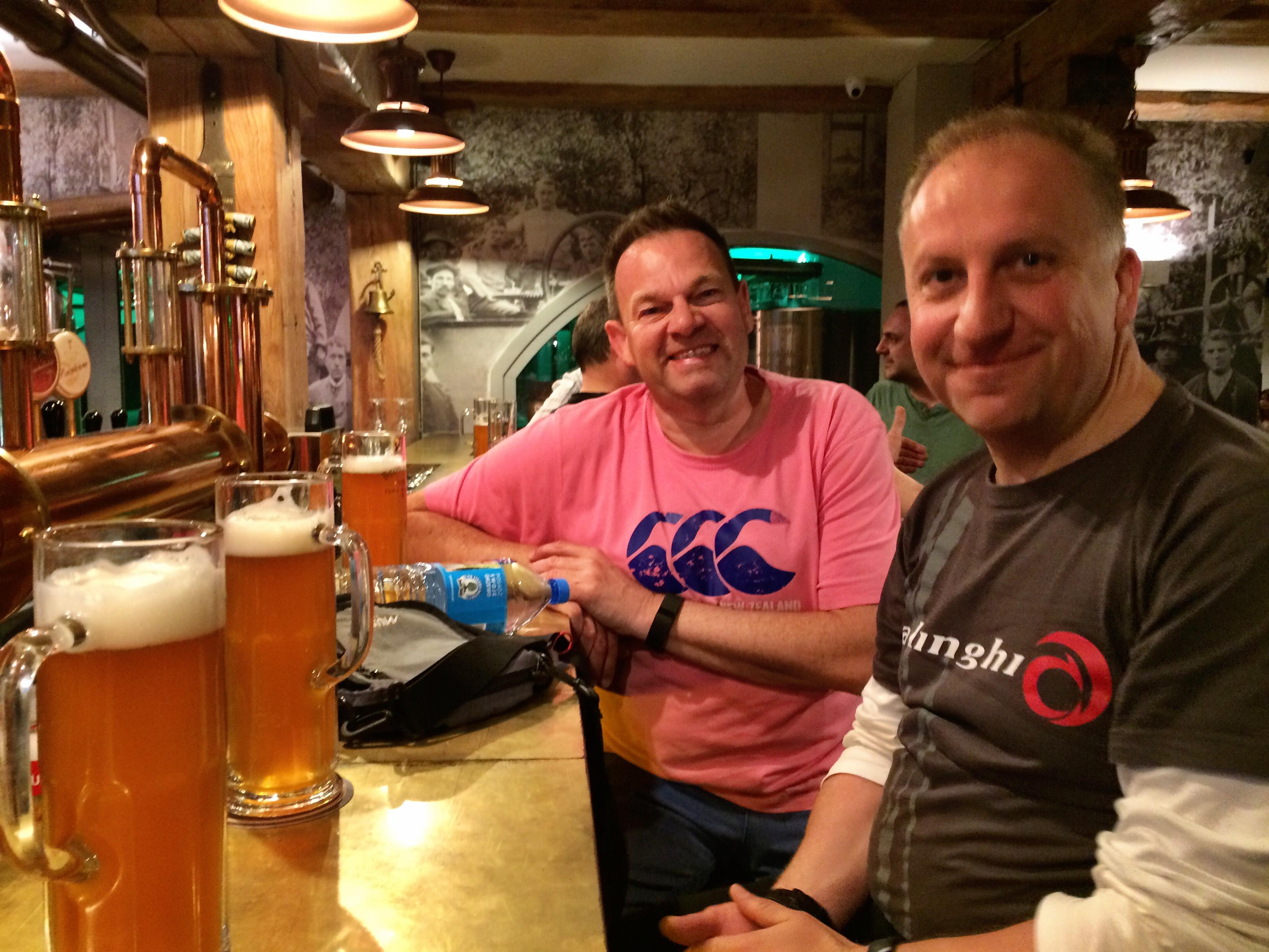 Gdansk – Thirsty Work