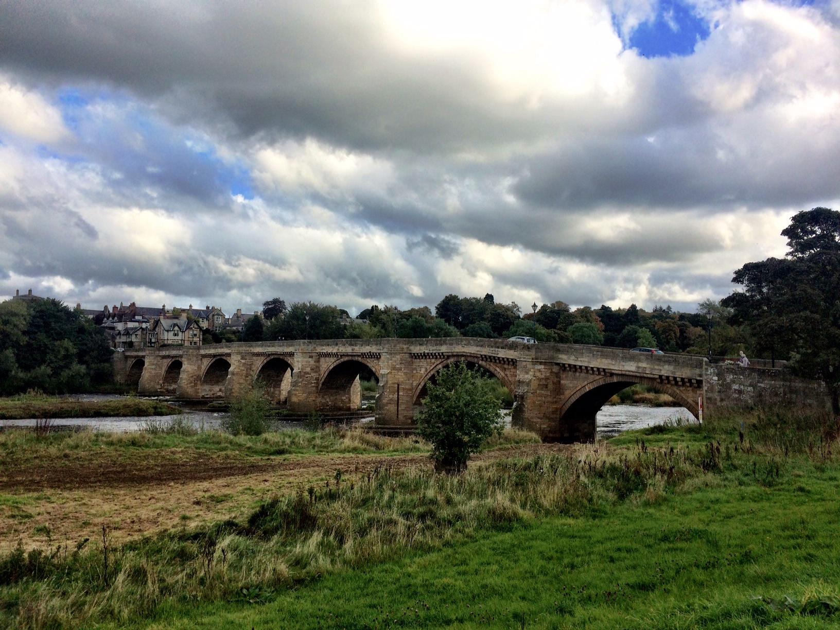Hadrian's Wall Day 6 – Wallhouses to Newburn
