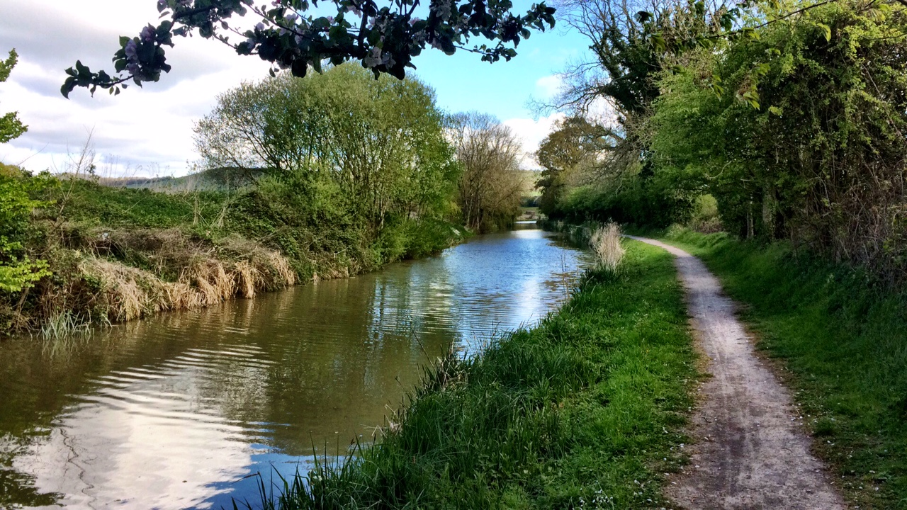 Pewsey to Reading on the Kennet & Avon Canal